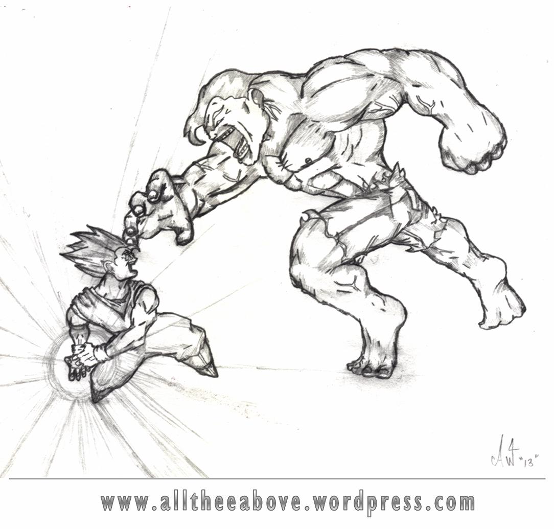 hulk vs superman coloring pages - photo#22