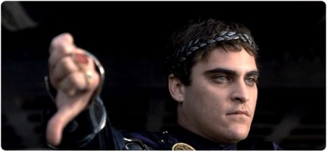 Gladiator, 2000. Scott Free Productions/Red Wagon Entertainment. Distributed byDreamWorks.
