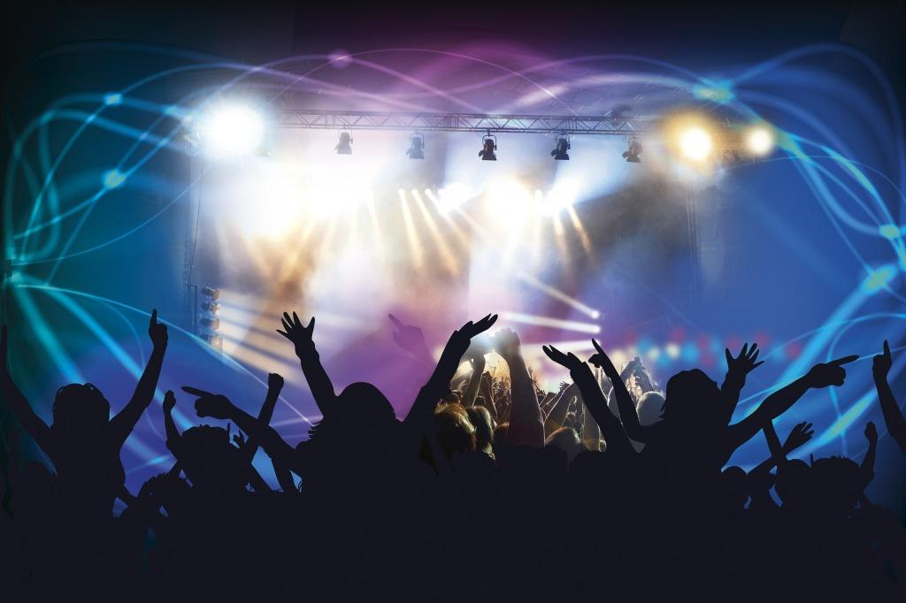 live concert by stux